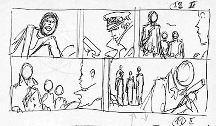 Stage de bande-dessinée