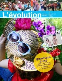 L'évolution – Juillet Août 2014 – n°470
