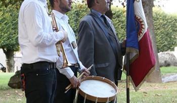 71e anniversaire de la libération de Mitry-Mory