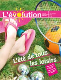 L'évolution – Juillet Août 2015 – n°481