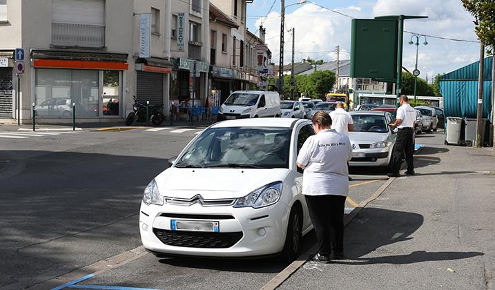 Stationnement très gênant : nouvelle réglementation