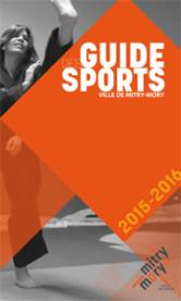 Guide des sports 2015-2016