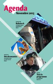 Agenda – Novembre 2015
