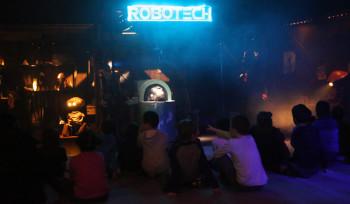 Robotech : une exposition entre réalité et fiction