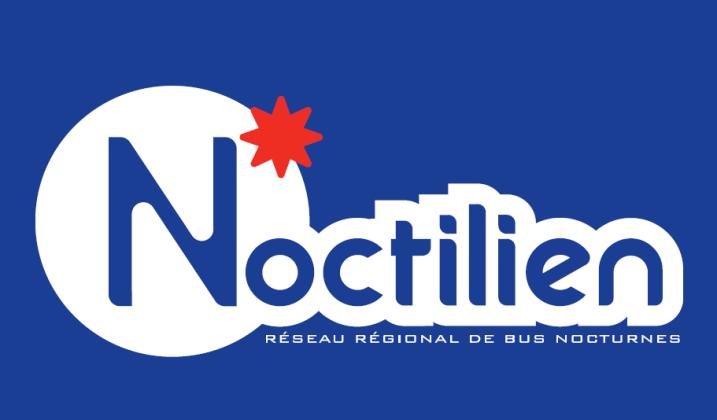 Le Noctilien arrive à Mitry-Mory