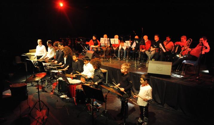 Concert du conservatoire municipal