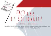 90 ans de solidarité : des femmes et des hommes