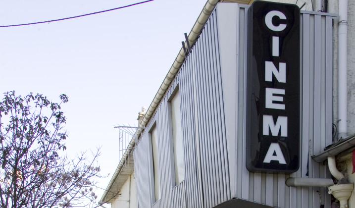 Réouverture du cinéma municipal Le Concorde