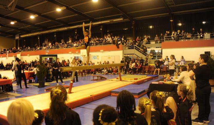 Passionato : tournoi international de gymnastique
