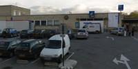 Parking de la gare de Mitry-le-Neuf