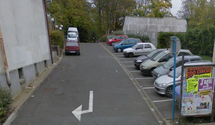 Parking de l'Hôtel de Ville