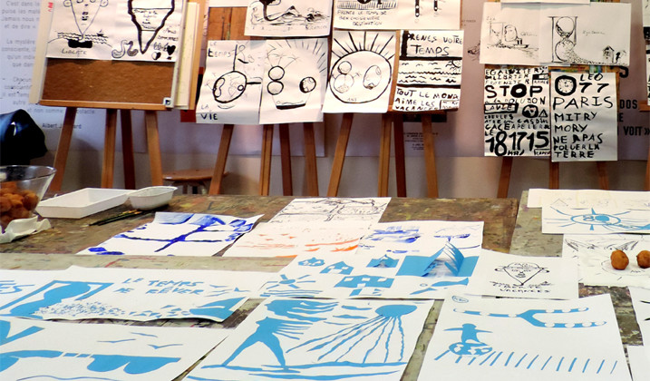 Atelier graphisme