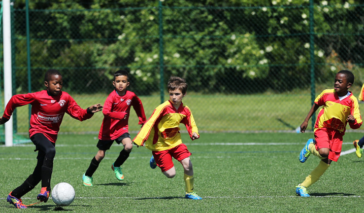 Tournoi de Mitry-Mory Football