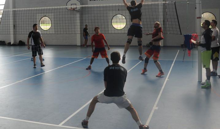 Finale des coupes départementales de volley-ball