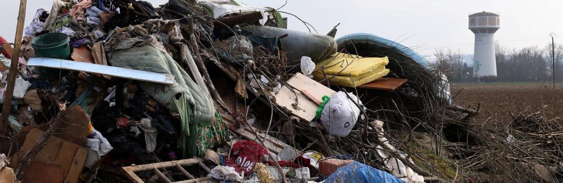 Notre ville n'est pas une poubelle !