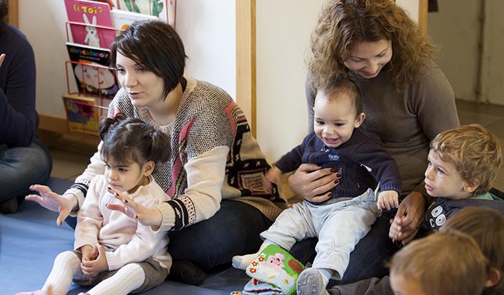 Fête des assistantes maternelle