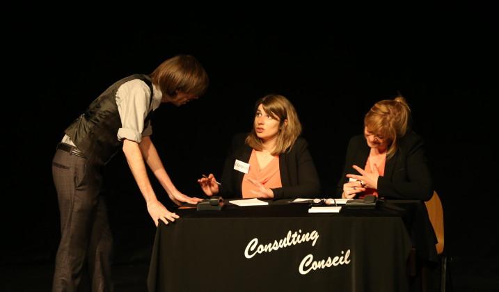Théâtre adultes par le conservatoire
