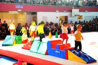 Championnat de gymnastique régional poussine