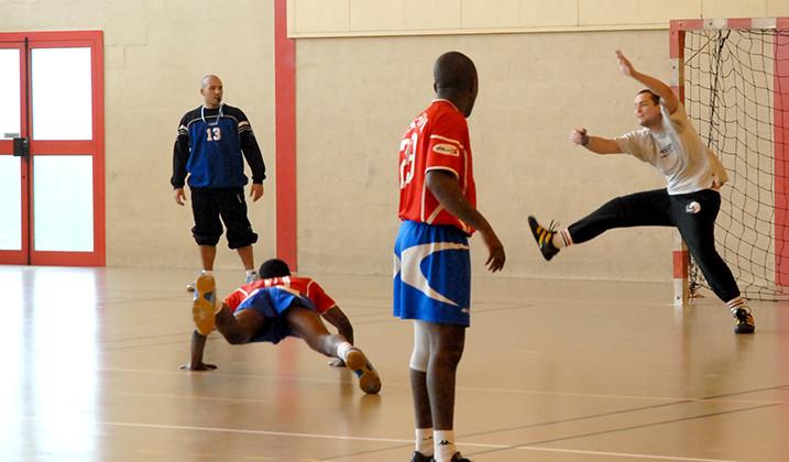 Tournoi jeunes de handball
