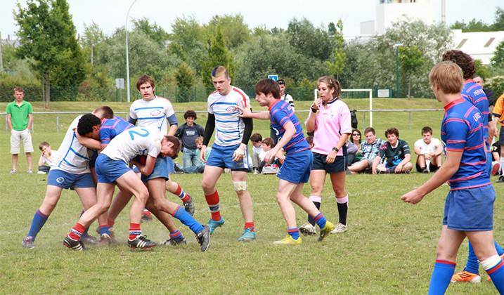 Tournoi de rugby Emile Ronné