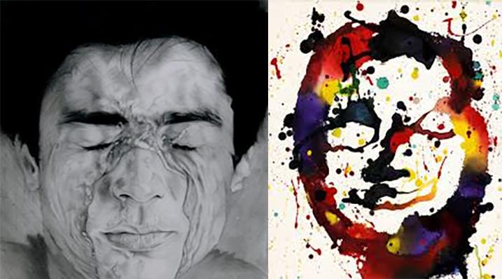 Les stages de l'Atelier –  Sam Francis versus Robert Mapplethorpe