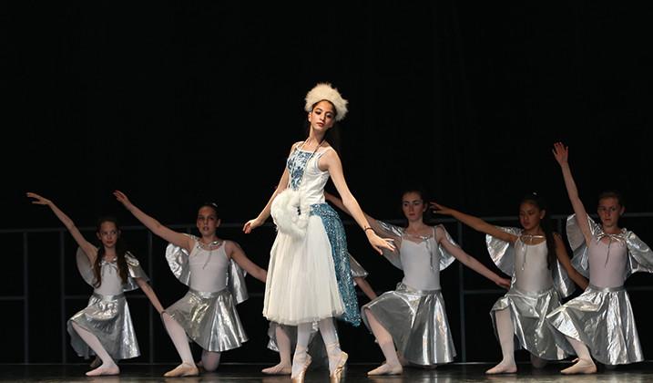 Danse classique par le conservatoire