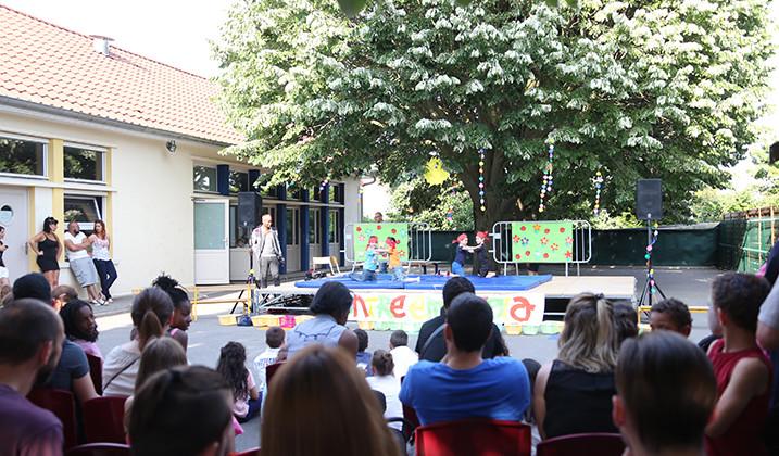 Spectacle des TAP de l'école Emile Zola