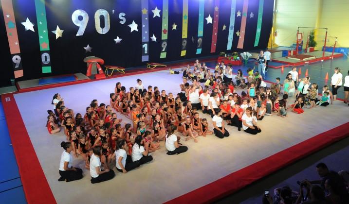 Gala de fin d'année de l'USJM Gymnastique