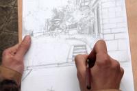 Atelier dessin d'observation