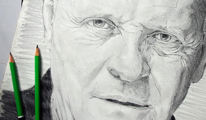 Les stages de l'Atelier – Le portrait réaliste en dessin