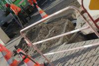 Réfection des trottoirs rue de Villeparisis