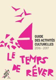 Guide des activités culturelles 2016/2017