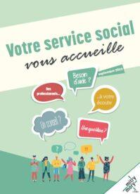 Votre service social vous accueille