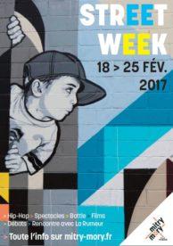 Street Week – Le programme