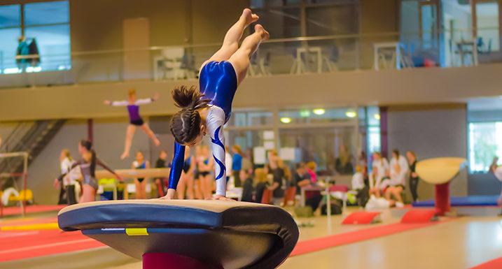 Tournoi départemental de gymnastique