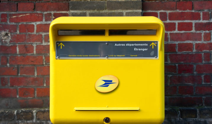 Une boîte aux lettres plus accessible