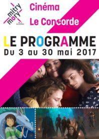 Le Concorde – Mai 2017