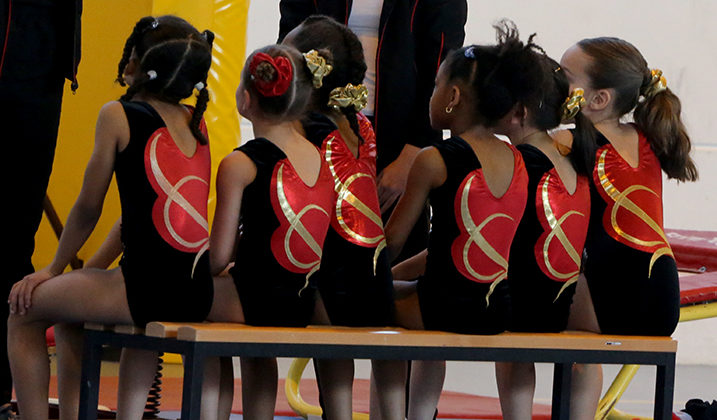Finale des grands prix de gymnastique de Seine-et-Marne