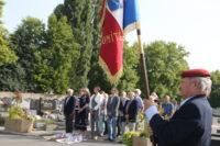 73e anniversaire de la Libération de Mitry-Mory