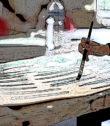 Les stages de L'Atelier : découverte de l'atelier dessin-gravure