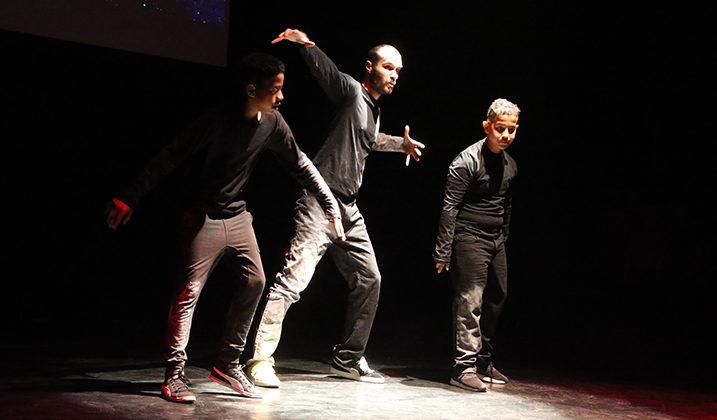 Spectacle de fin d'année : street dance