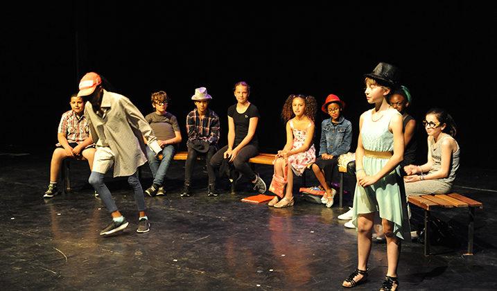 Spectacle de fin d'année : théâtre jeunes et ados