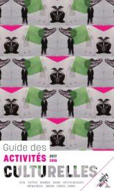 Guide des activités culturelles 2017/2018