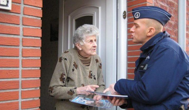 Réunion d'information sur la sécurité et la tranquillité publique à destination des seniors