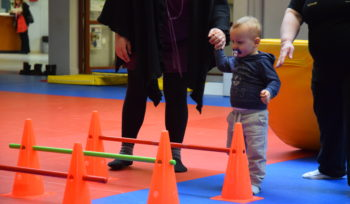La gym dès le plus jeune âge