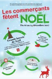 Noël des commerçants : le programme