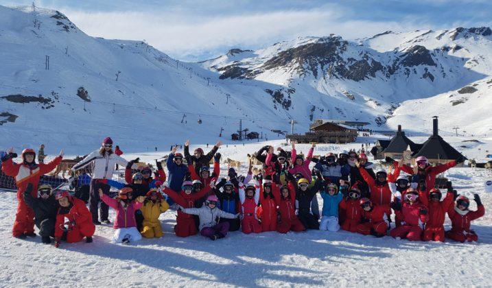 Classes de neige : 357 élèves en partance