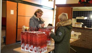 720 colis de Noël offerts