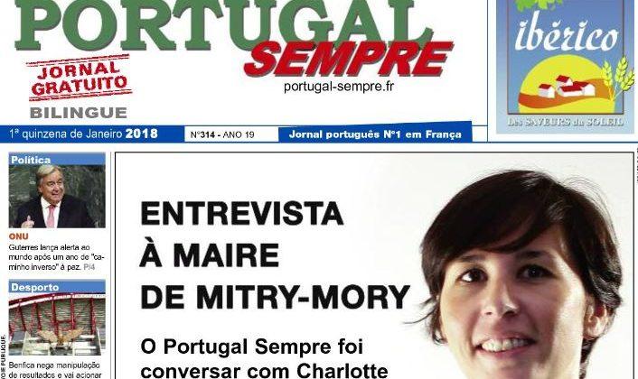 Le Portugal Sempre publie une entrevue avec madame le maire