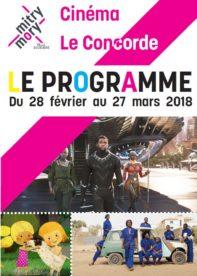 Le Concorde – Mars 2018